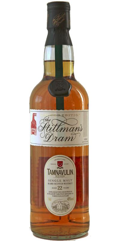 Tamnavulin 22-year-old