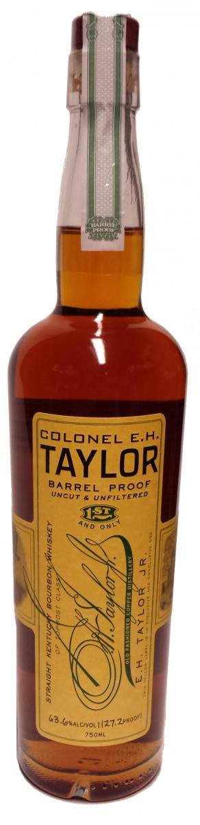 Colonel E.H. Taylor Barrel Proof