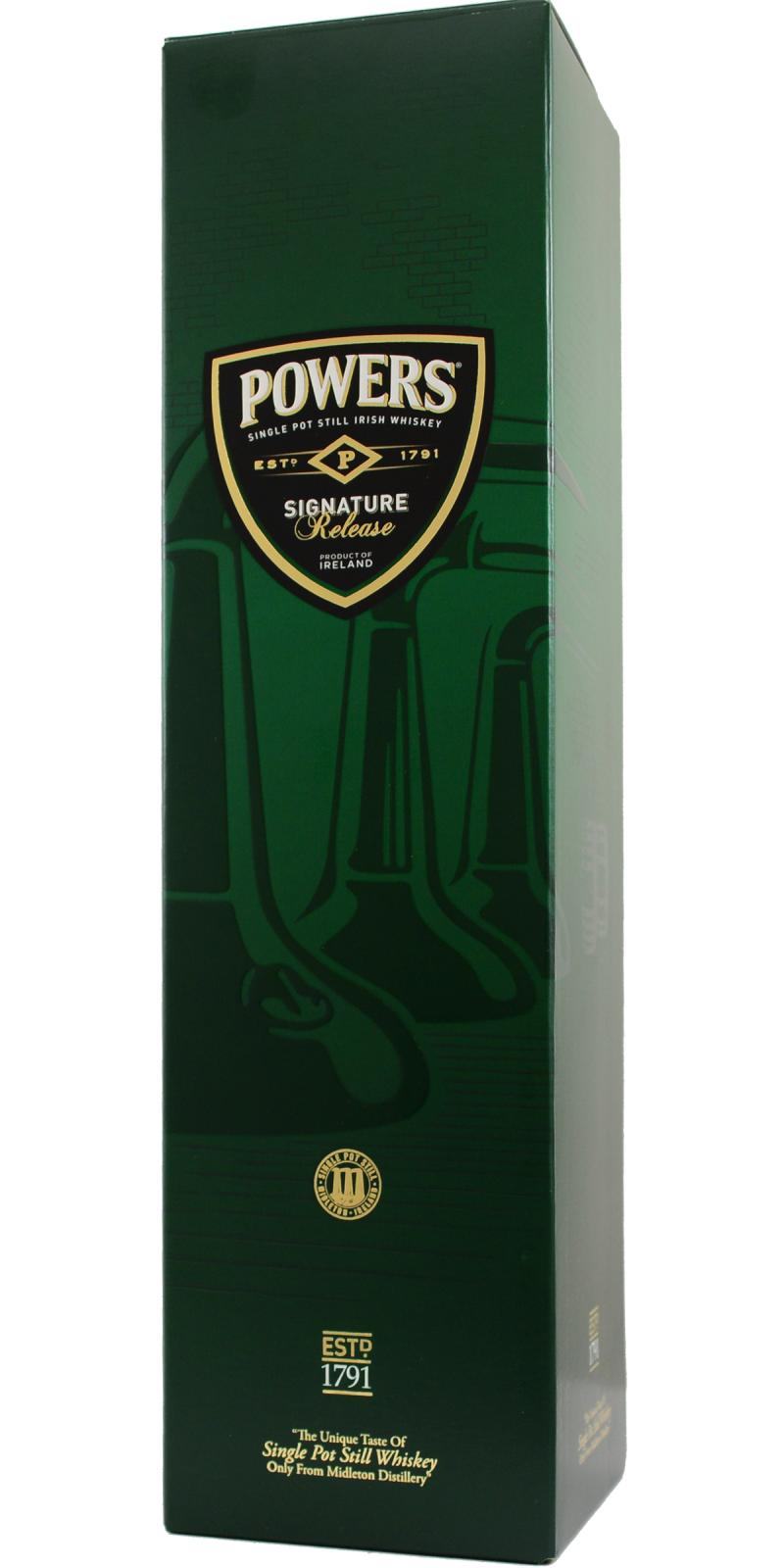 Powers Signature Release