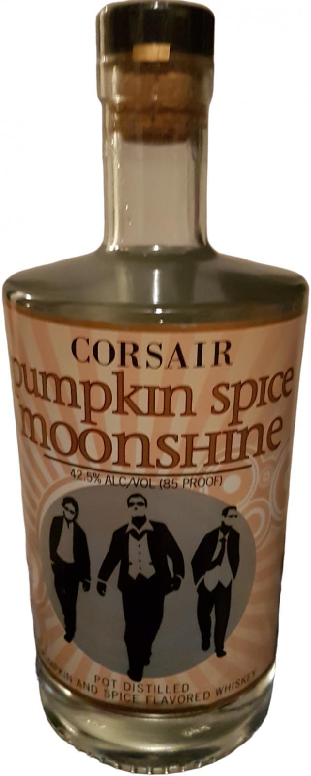 Corsair Artisan Distillery Pumpkin Spice Moonshine