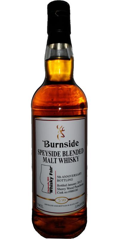Burnside 05-year-old UD