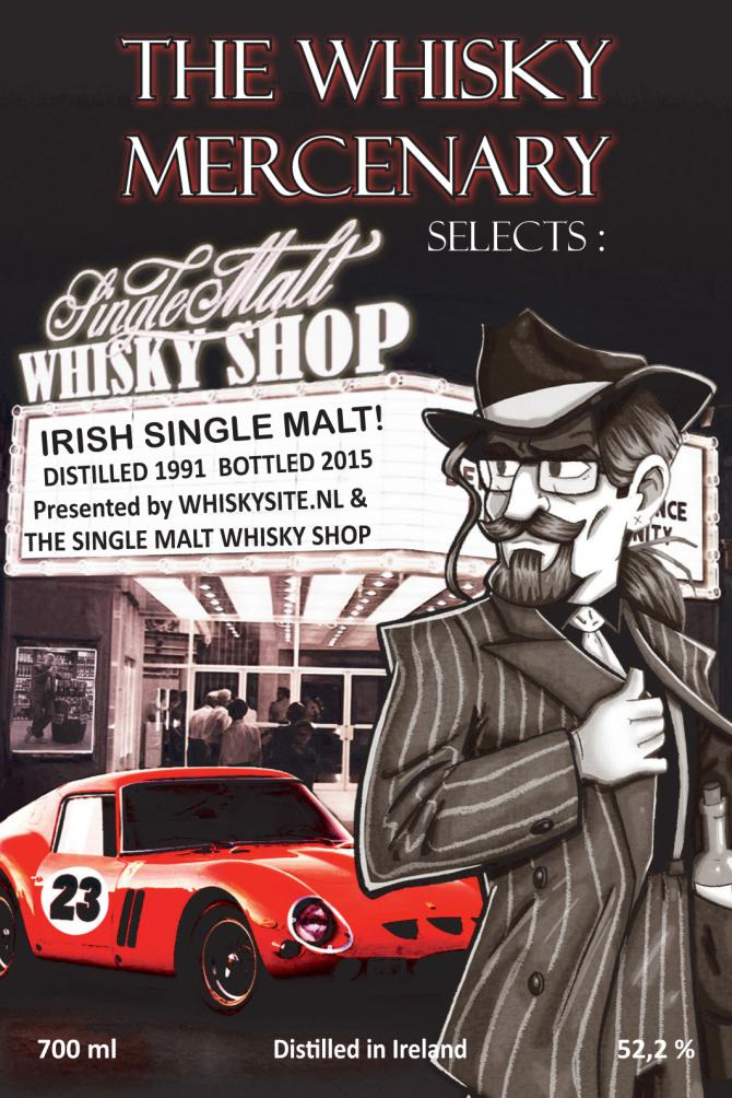 Irish Single Malt 1991 TWM