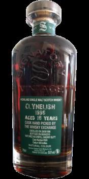 Clynelish 1996 SV