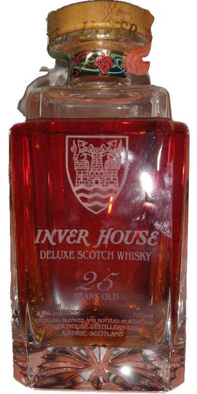 Inver House 25-year-old
