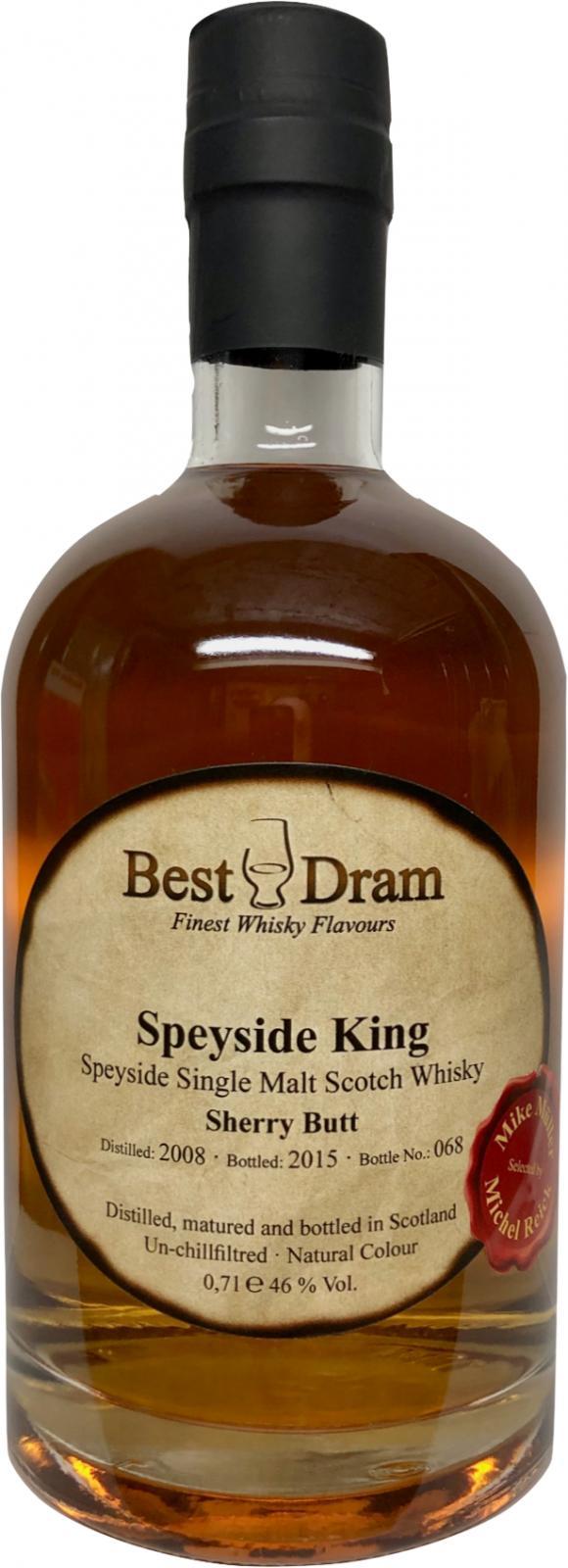 Speyside King 2008 BD