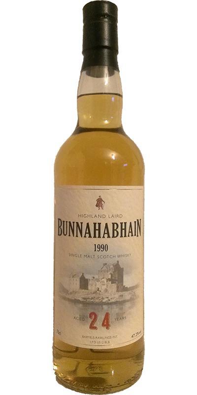 Bunnahabhain 1990 BRI