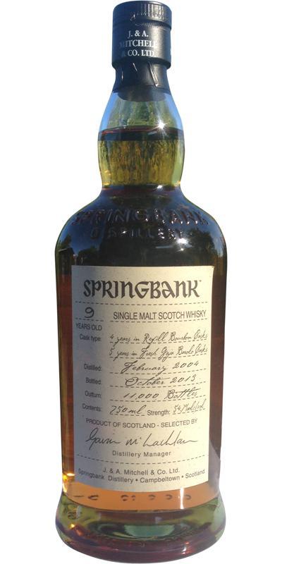 Springbank 2004