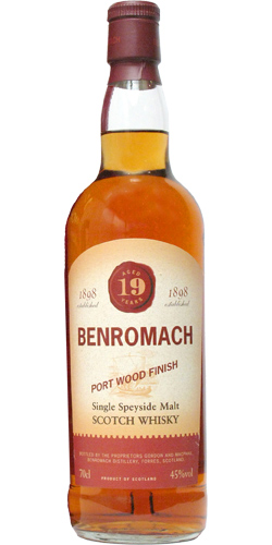 Benromach 19-year-old
