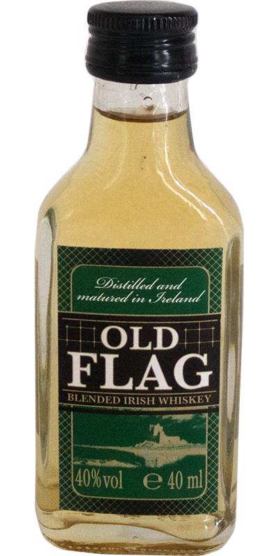 Old Flag NAS - Blended Irish Whiskey