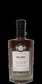 ARD-MORE 1998 Double Islay Malt Whisky MoS