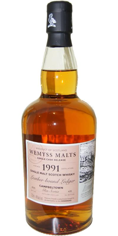 Glen Scotia 1991 Wy
