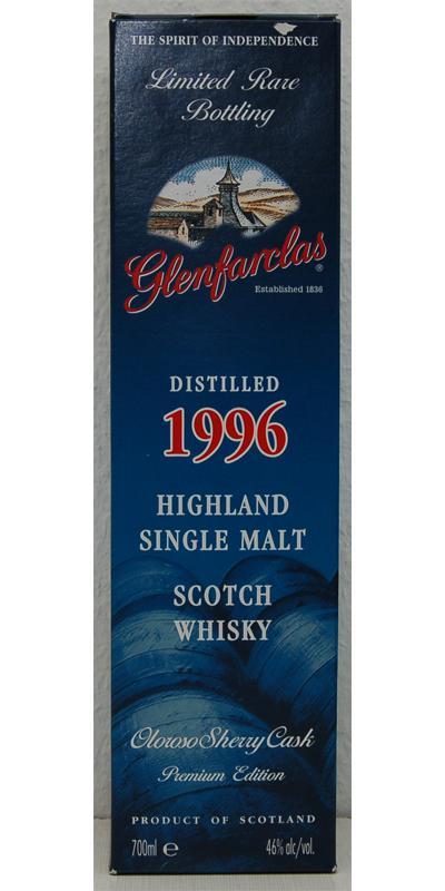 Glenfarclas 1996