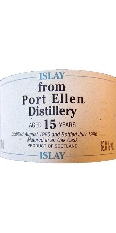 Port Ellen 1980 CA