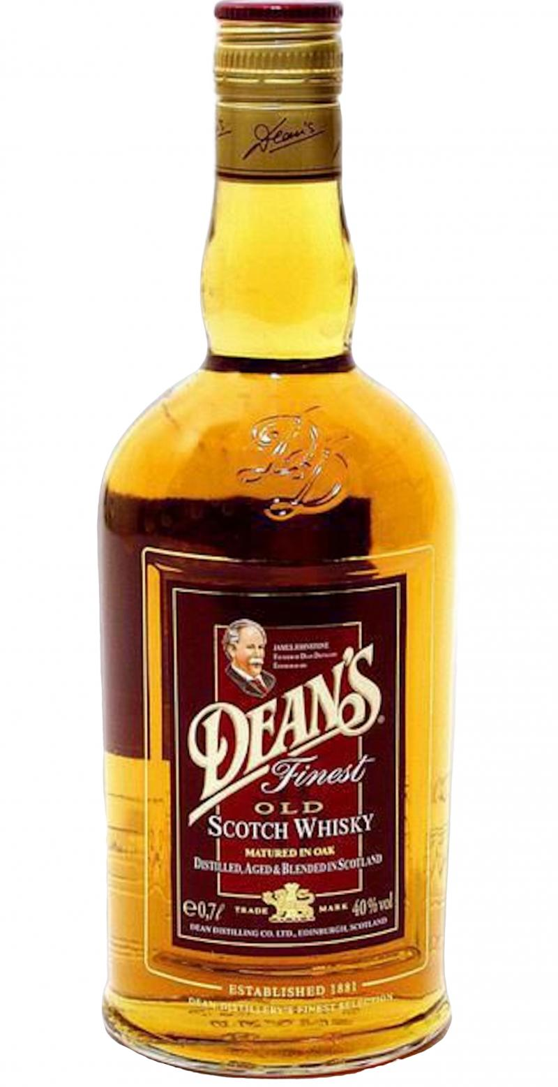 Dean's Finest Old Scotch Whisky