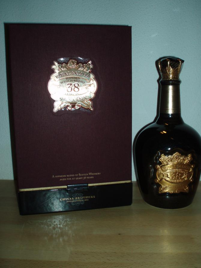 Royal Salute 38-year-old