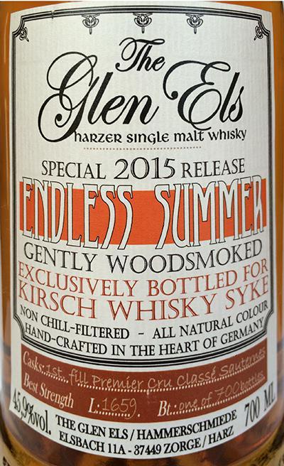 Glen Els Endless Summer