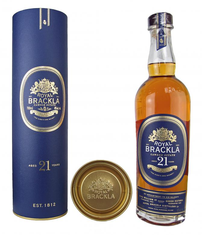 Royal Brackla 21-year-old