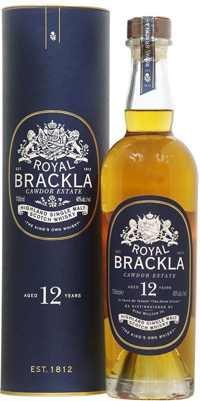 Royal Brackla 12-year-old
