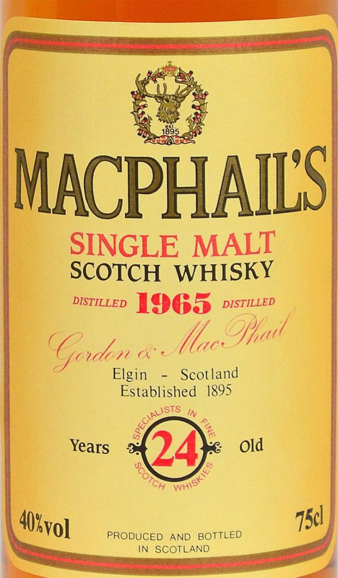 MacPhail's 1965 GM