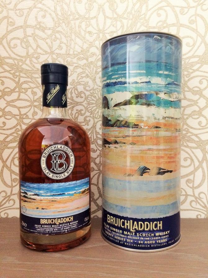 Bruichladdich Legacy VI