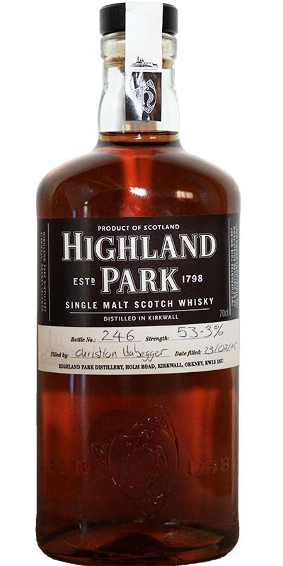 Highland Park Distillery Exclusive