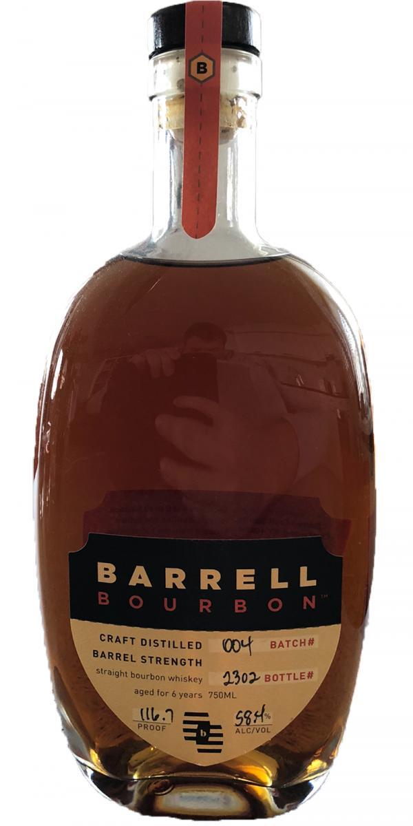 Barrell Bourbon 06-year-old