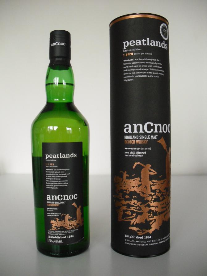 An Cnoc Peatlands