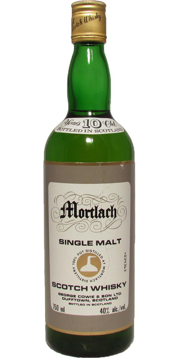 Mortlach 10-year-old
