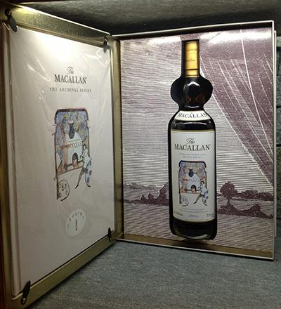 Macallan Folio 1