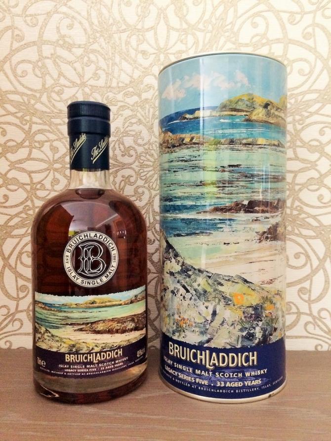 Bruichladdich Legacy V