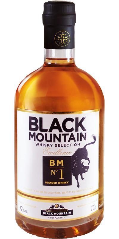 Black Mountain B.M. N°1