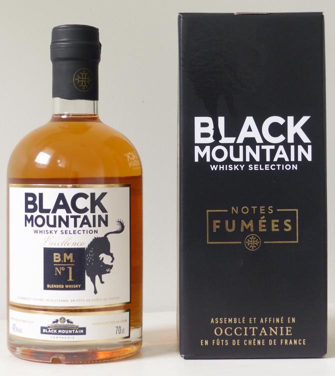 Black Mountain B.M. N°1