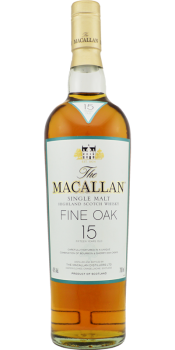 Macallan 15 Year Old Ratings And Reviews Whiskybase