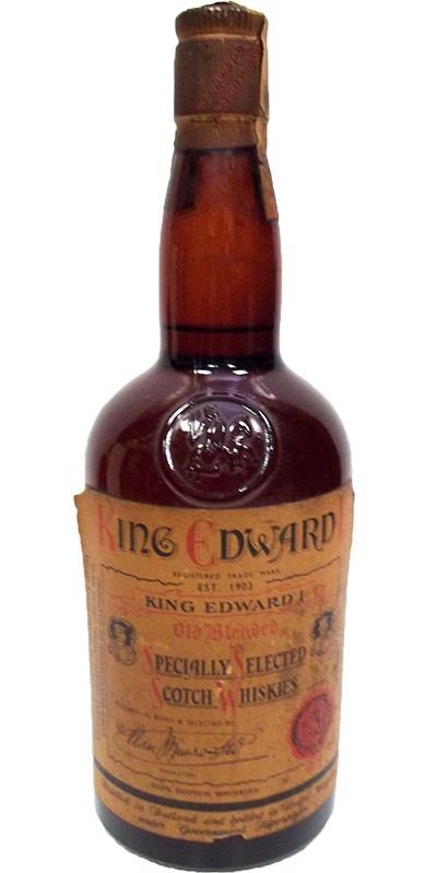 King Edward I Old Blended