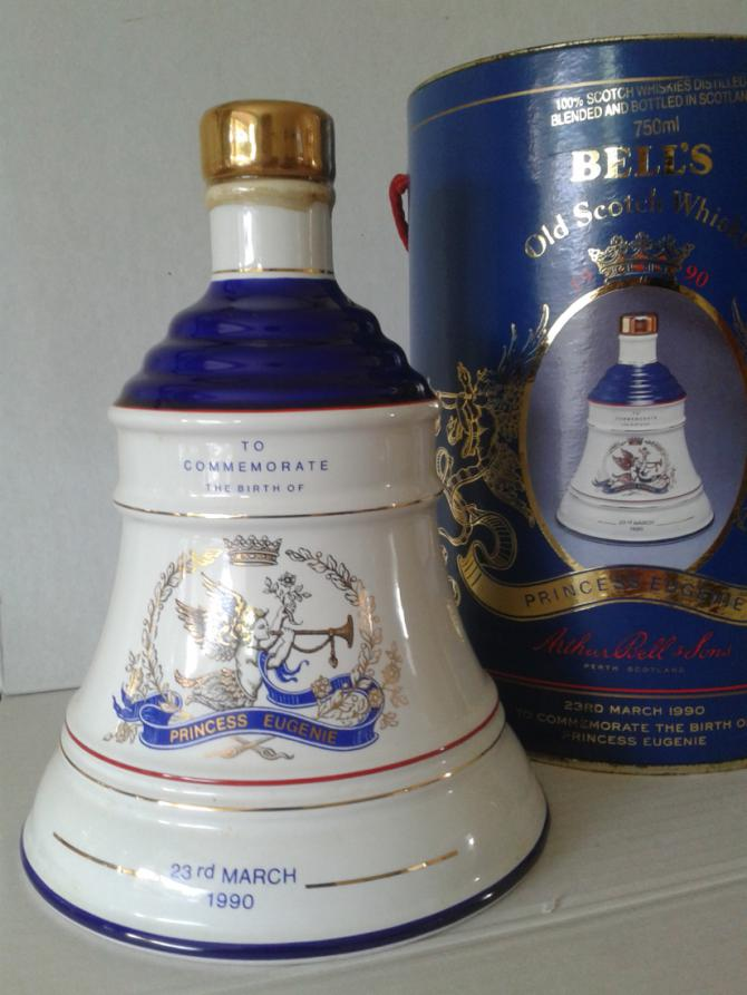 Bell's To Commemorate the Birth of Princess Eugenie