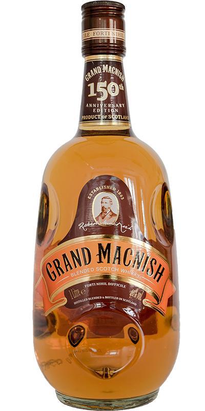Grand Macnish 150th Anniversary Edition McDI