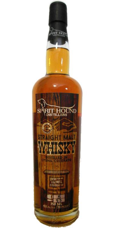 Spirit Hound Straight Malt Whisky