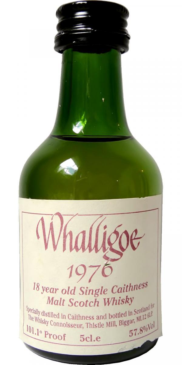 Whalligoe 1976 WC