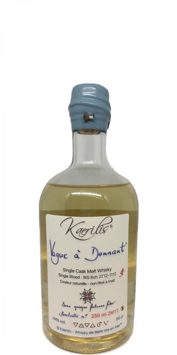 Kaerilis Une Vague à Donnant