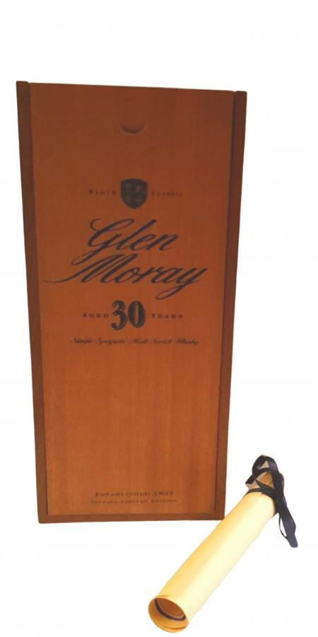 Glen Moray 30-year-old