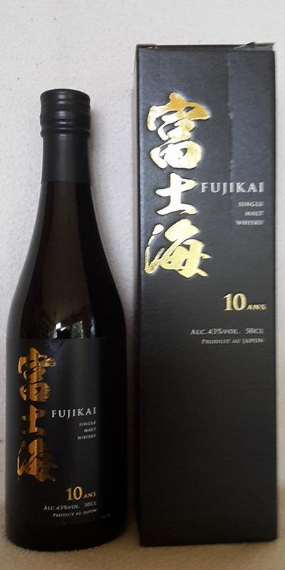 Fujikai 10-year-old