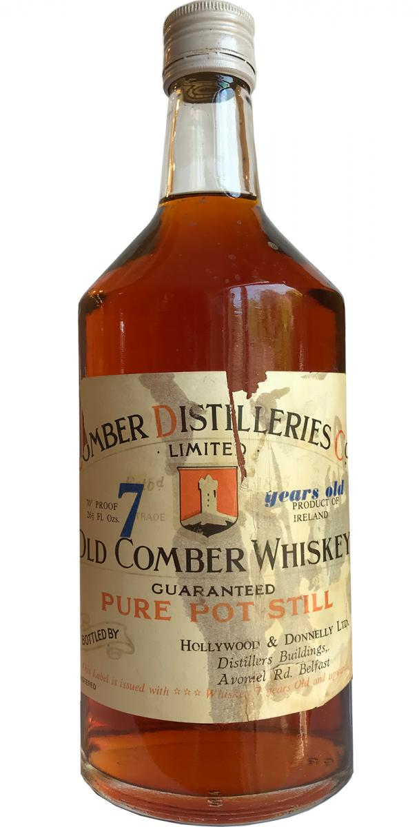 Old Comber 07-year-old