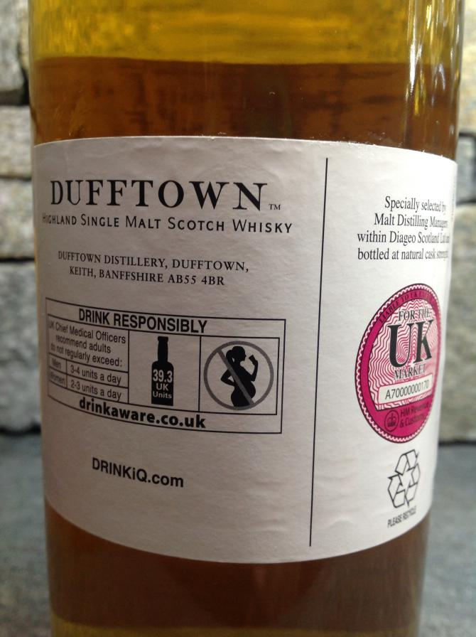 Dufftown 14-year-old