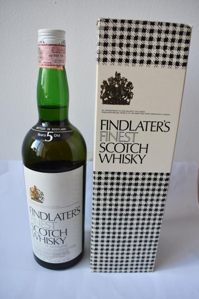Findlater's 05-year-old FlMT