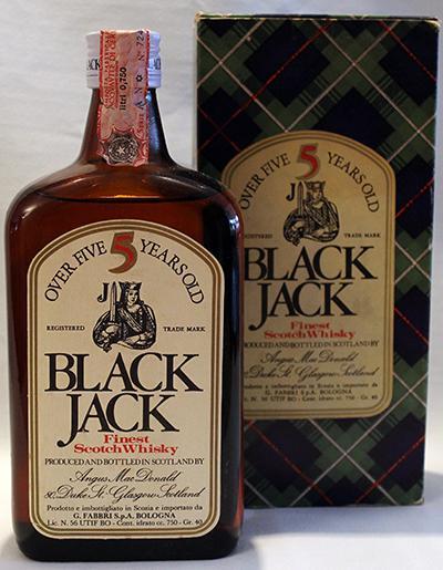 Black Jack 05-year-old