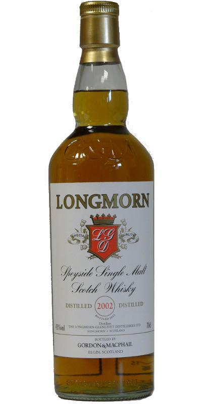 Longmorn 2002 GM