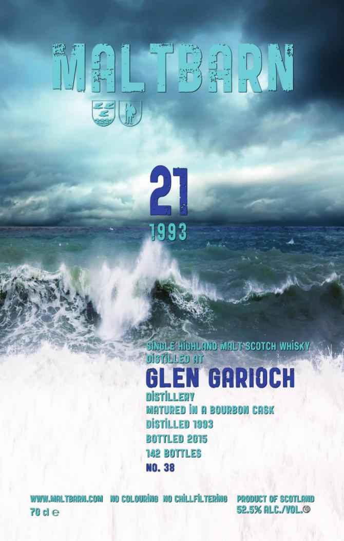 Glen Garioch 1993 MBa