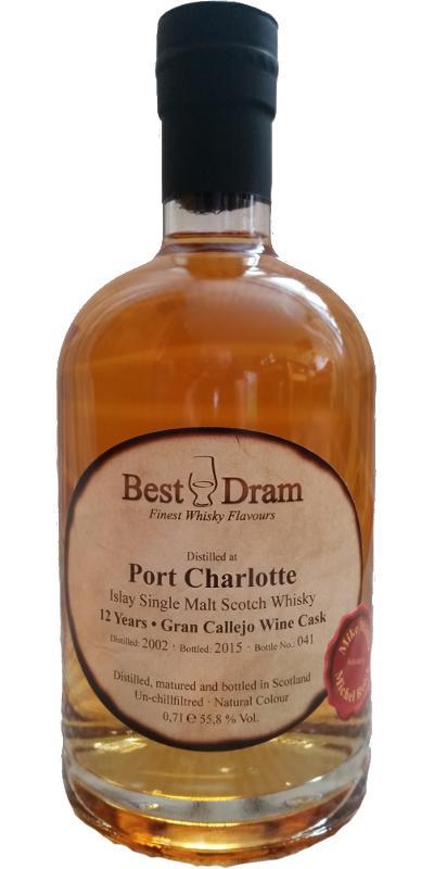 Port Charlotte 2002 BD