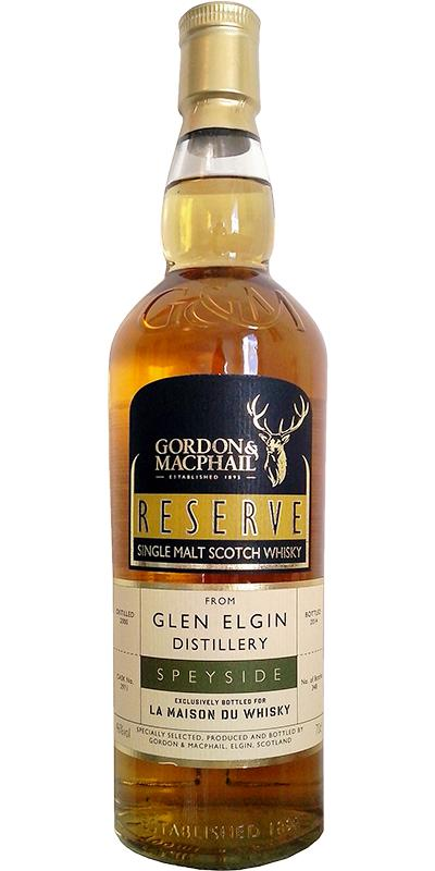 Glen Elgin 2000 GM