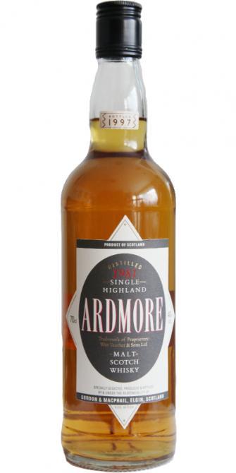 Ardmore 1981 GM
